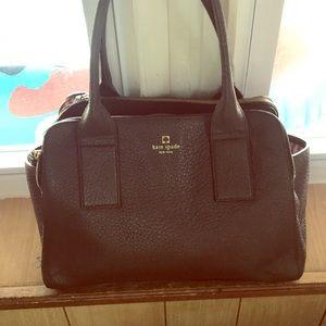 Kate Spade brown shoulder bag